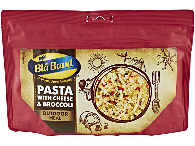 Bla Band Outdoor Meal Outdoor Nutrition Pasta with Cheese and Broccoli 153g